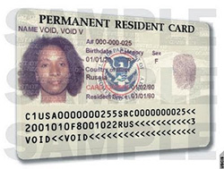 Green Card for Nigerian